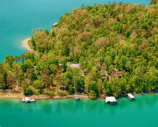 How do you find real estate in Norris Lake?